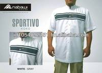 Nabawi Division Inc New Release Baju Koko Sportivo Series Islamic Clothing