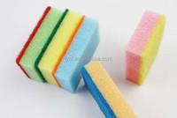 kitchen nylon sponge YS07 (heavy duty scouring pad)