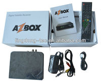Az box bravissimo free IKS account satellite tv receiver