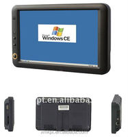 7 inch Mini Touch All In One PC with RS232,WIFI&GPS optional