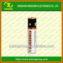 Best selling Alkaline battery 1.5v lr03 aaa battery