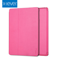 Useful Colorful Protective Tablet Soft Flip Leather Cover Case for IPad 6