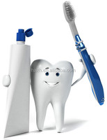 Toothbrush Type and Soft Bristle Type Toothpaste