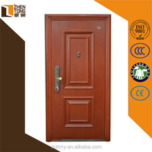 Custom steel frame interior/exterior fire rated door,wrought iron french doors