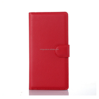 Direct factory PC shell flip cellphone case cover for SONY Z2