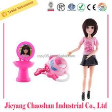 Popular 11.5 Inch Beautiful Doll Accessories Fashion Doll