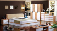 2015 modern teak wood double bed designs china furniture