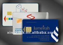 LF+HF/HF+UHF/LF+UHF pvc dual frequency rfid card