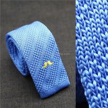 World Necktie Factory free sample Fancy Knit Tie Knit Necktie