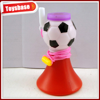 Funny small plastic toys trumpet