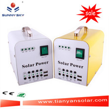 El sistema de energia renovable planta de energia solar en venta TY050A