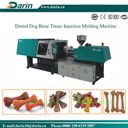 Dog Dental Chewing Bones Functional Chewing Bones Injection Moulding Machine