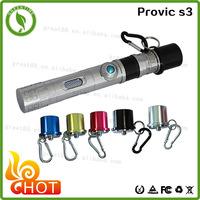 2014 new mod provic s3 ecig provic mechanical mod electric shock stick