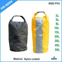 Ingrosso fabbrica durevole estate oceano confezione sacchetto asciutto/borsa sportiva