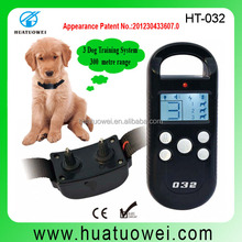 Pet products 2015 Durable And Safety Electronic Remote Dog Trainer Collar Wholesale Dog Collars Pet Training Products