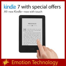 Amazon All-New Kindle 7 WiFi with special offers Wholesales Electronic Books reader Amazon Kindle 7