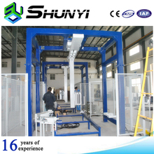 Factory price auto case packing line