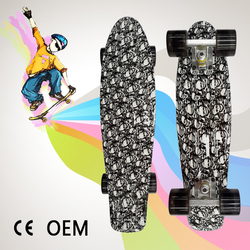 plastic mini skate for whoesale