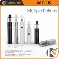 2015 usa x6 plus distributor wholesale e cigarette china