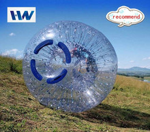 Giant Inflatable body zorb ball /knocker ball sports games