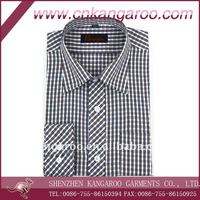 Wholesale Striped - Men long sleeve high quality business shirt