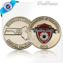 Soccer Tournament Of Champions Souvenir Coin