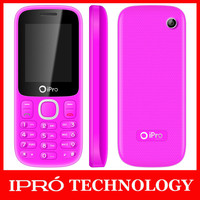 IPRO Wholesale Cell Phones Celular 2.0 inch Dual SIM Unlocked Star Times Mobile Phone Wechat FM Custom Mobiles Manufactory OEM