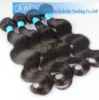 KBL brazilian human virgin hair body wave high quality 5A Top brazilian human hair