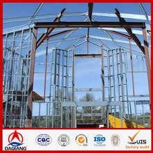 Steel Structures pioneer steel buildings