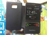 Hot sales Clamshell Mobile Phone Case ,Smart phone case /phone cover for Samsung galaxy S2 i9100
