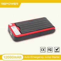 car first aid kit 12000mAh 12v portable battery jump starter car emergency mini jump starter