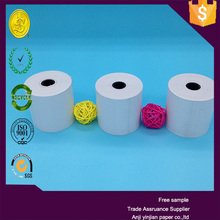 Thermal Cash Register Paper rolling plastic core 80mm*80mm