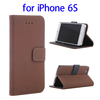 China Supplier Retro Style Leather case cover for iPhone 6S