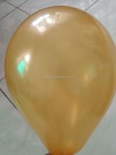 metallic 12 inch ballon/ China factory latex balloon