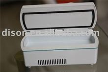 Dison plastic medical case with temperature display for vaccine, insulin, and interferon stroge