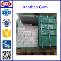 BRC xanthan gum used in jelly
