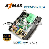 Newest Openbox S16/Open box S16 HD Satellite receiver instock