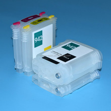 Supply ink cartridge for HP940 with auto reset chips for HP Officejet Pro8000 pro8500 printers