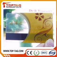 Hico / Loco Printing Rewritable Magnetic stripe card making