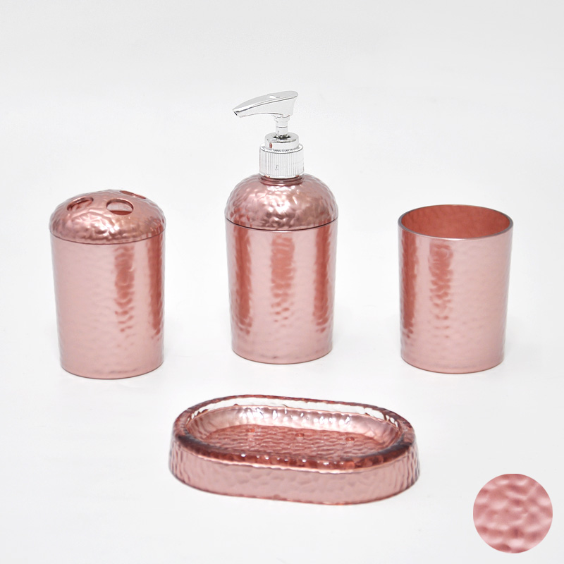 goud rose designd baby roze badkamer accessoires sets-badkamer, Badkamer