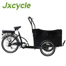 pedal electric cargo bicycle for sale