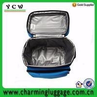 Promotional insulated lunch cooler bag zero degrees inner cool