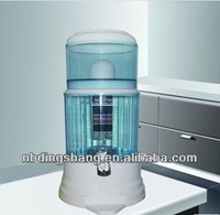 2014 manufacturer magnetized mineral water purifier aqua drinking water