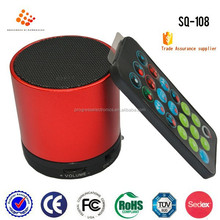 Hot selling Quran Read Speaker, 8GB Memory, MP3/4 Function Quran Speaker With Remote SQ108