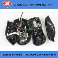 OEM Custom Plastic Injection Mold for plastic mouse parts