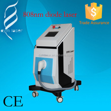 2000W High Power Laser Diode / 808nm Diode Laser Hair Removal Machine / Laser Hair Removal Diode 10*20mm Big Spot SIze