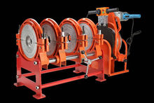 PE PP Hydraulically Operated Plastic Pipe Welding Machine