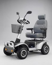 New 4 wheel Power Mobility Electric Scooter