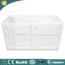 CUPC acrylic small bathtub