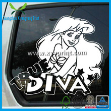 Cheap Price For Custom Graphics car window sticker paint Full Color High Res Matte/Glossy In China